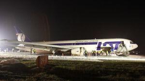 Pierwszy eksperyment [br]na Boeingu zakończony