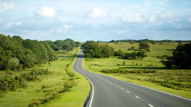Niemal wszędzie dobre warunki na drogach