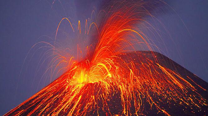 Co się stanie, gdy do wulkanu wrzucimy bombę atomową?