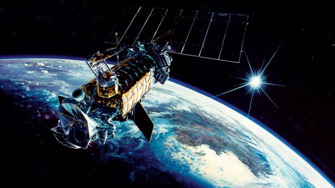 Siły Powietrzne USA straciły niespodziewanie kontrolę nad satelitą