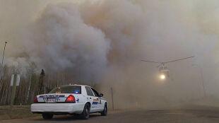 Pożar w Kanadzie: straty już ponad 27 miliardów złotych
